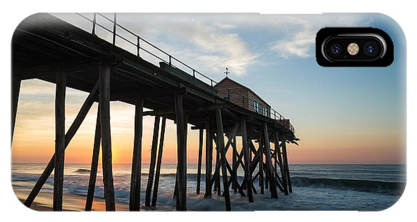 Pier Side IPhone Case