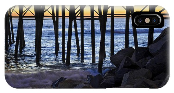 Pier Through  IPhone Case