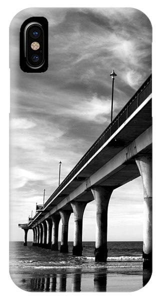 Pier View IPhone Case