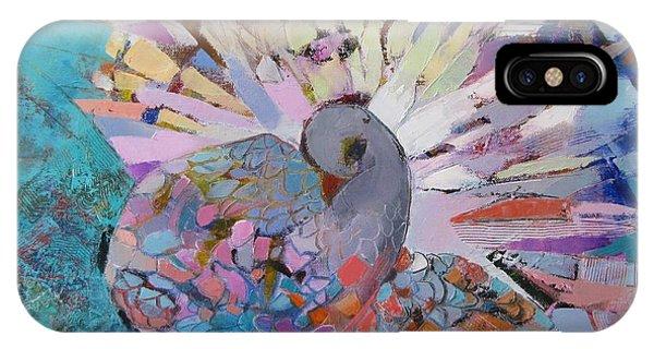Pigeon Phone Case by GALA Koleva