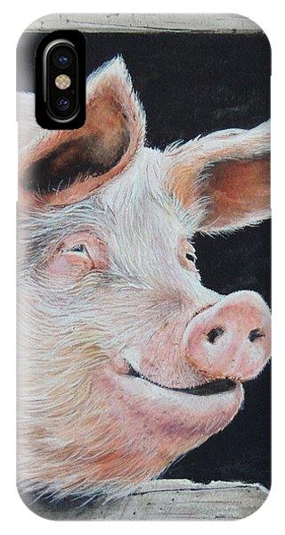 Piggy.  Sold  IPhone Case