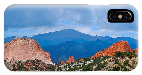Pikes Peak IPhone Case
