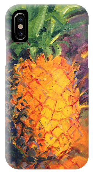 Pineapple Explosion IPhone Case