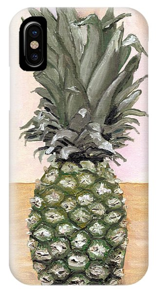 iPhone Case - Pineapple Painting by Arch