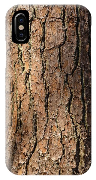 Pinebark IPhone Case