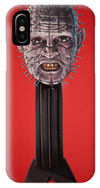 Pinhead Phone Case by Brent Andrew Doty