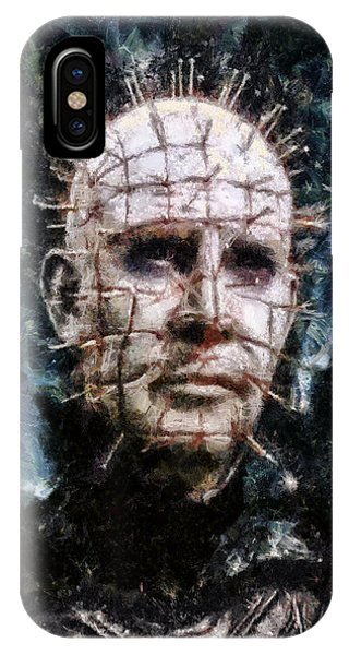 Pinhead IPhone Case