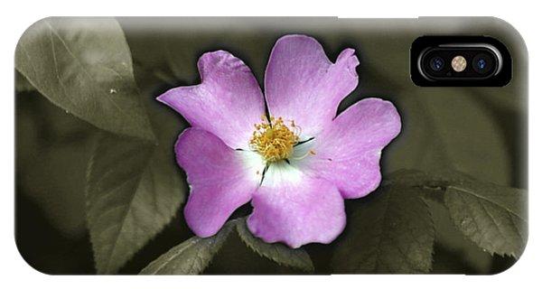 Prairie Rose IPhone Case
