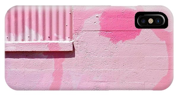Colorful iPhone Case - Pink Detail by Julie Gebhardt