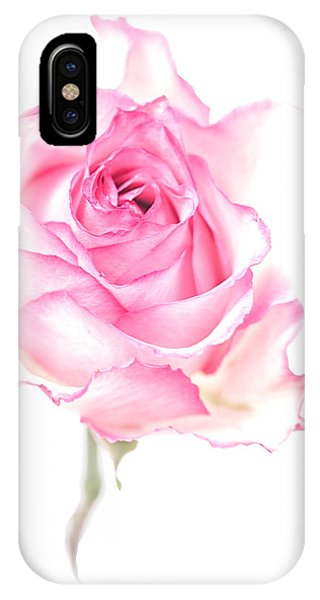 Pink Impression IPhone Case