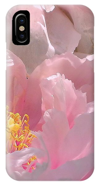 Pink Peonies 2  IPhone Case