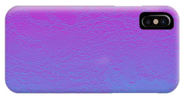 Pink Purple Blue IPhone Case