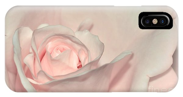 Pink Satin IPhone Case