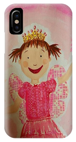 Pinkalicious IPhone Case