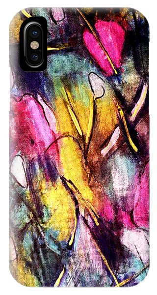 Pinktulips 2 IPhone Case