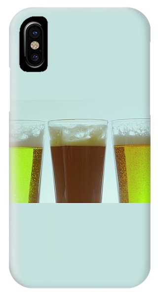 Pints Of Beer IPhone Case