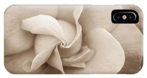 Pinwheel Rose IPhone Case