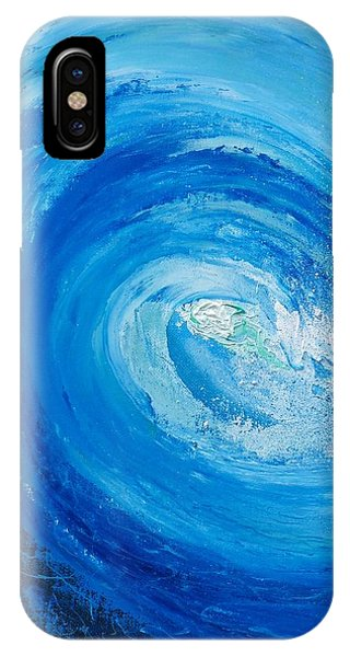 Pipeline No Way Out IPhone Case