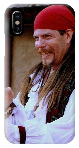 Pirate Shantyman IPhone Case