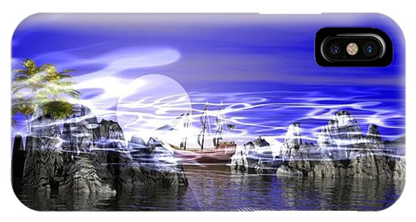 Pirates Cove IPhone Case