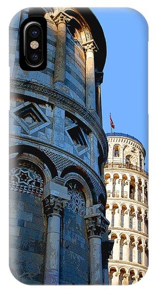 Pisa Tower IPhone Case