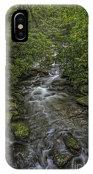 Pisgah Stream IPhone Case