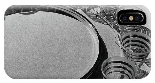 Pitt Petri Tableware IPhone Case