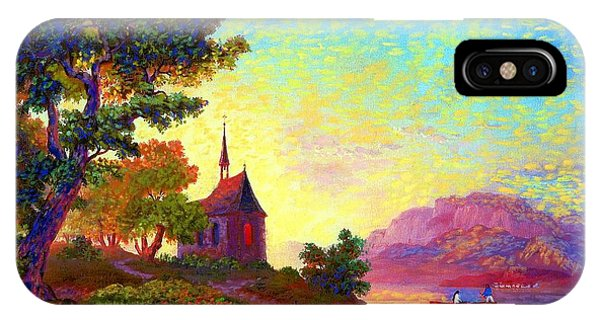Beautiful Church, Place Of Welcome IPhone Case