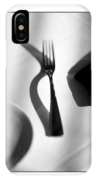 Place Setting Simplicity Phone Case by Don Powers
