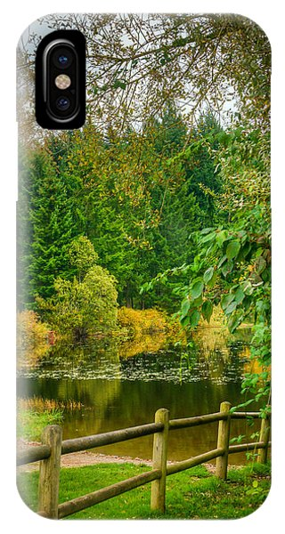 Placid Reflection IPhone Case