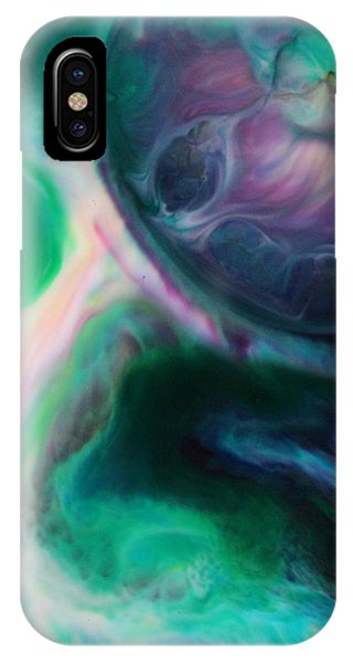 Planet B IPhone Case