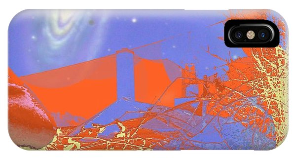 Planet Chuck IPhone Case