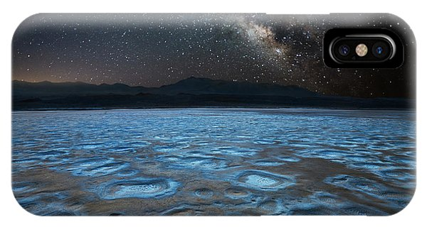 Death Valley iPhone Case - Planet X by John Fan