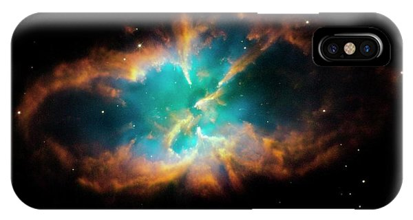 Planetary Nebula Ngc 2818 Phone Case by Nasa/esa/stsci/hubble Heritage Team/science Photo Library