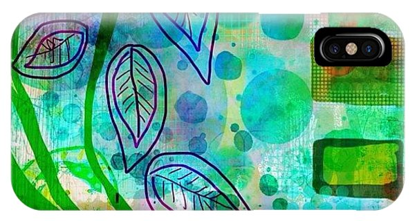 Nature iPhone Case - plant The Seeds #ipadart #art by Robin Mead