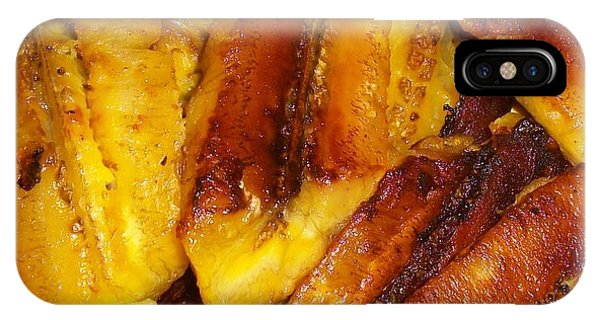 Platanos Maduros IPhone Case