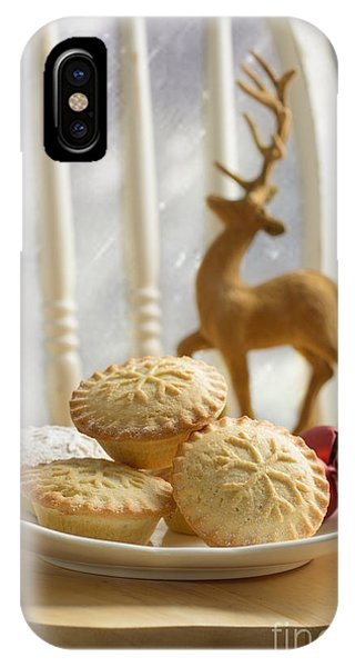 Icing iPhone Case - Plate Of Mince Pies by Amanda Elwell