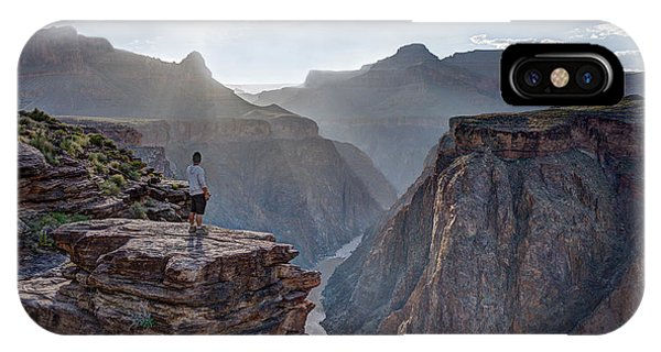 Plateau Point - Grand Canyon IPhone Case