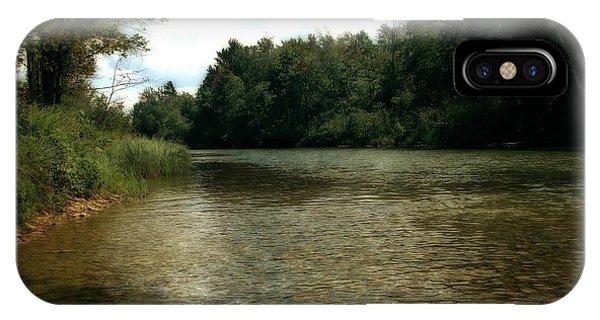 Platte River IPhone Case
