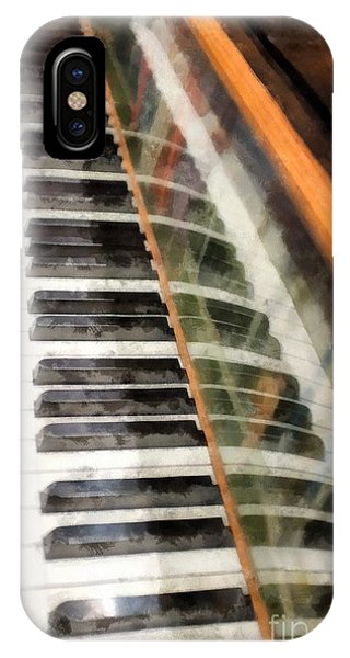 Organ iPhone Case - Play It Again Sam by Edward Fielding