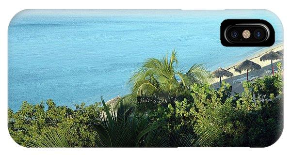 Playa Ancon Trinidad IPhone Case