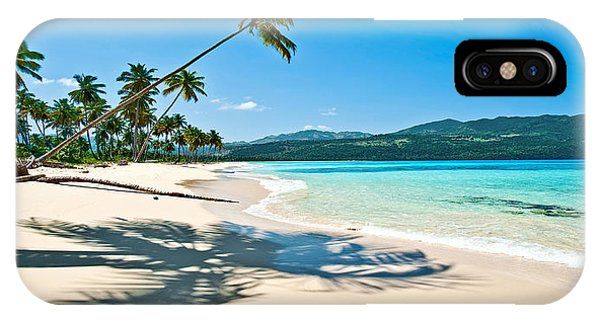 Playa Rincon IPhone Case