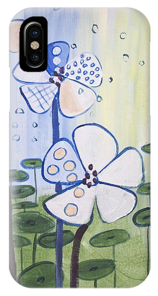 Playful Daisies  IPhone Case