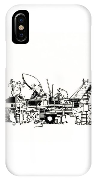 Playground IPhone Case