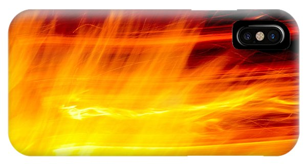 Playing With Fire 1 IPhone Case