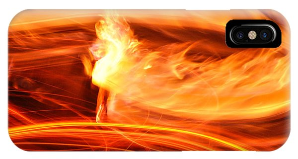 Playing With Fire 14 IPhone Case