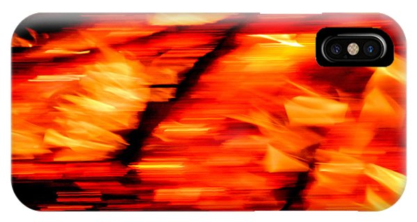 Playing With Fire 2 IPhone Case