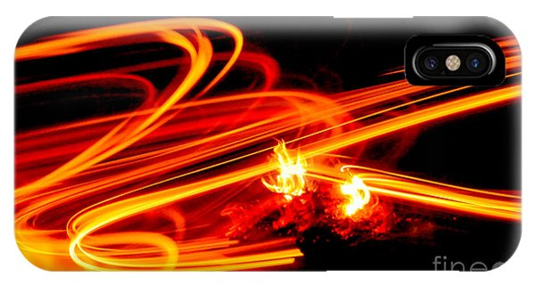 Playing With Fire 4 IPhone Case