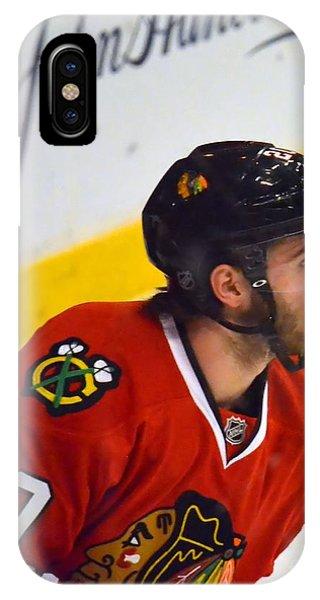 Playoff Saad IPhone Case