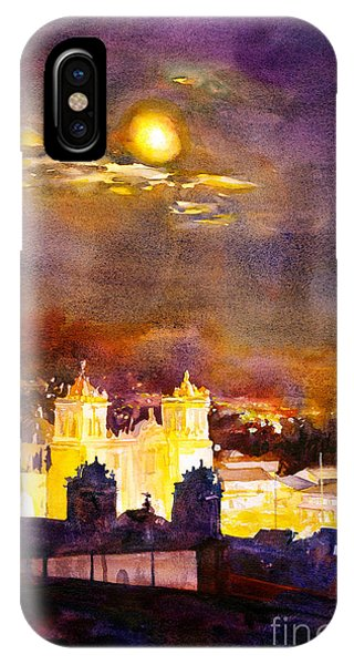 Plaza De Armas- Cusco IPhone Case